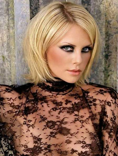 shag hair styles hairstyles 2014 charlize theron 8340