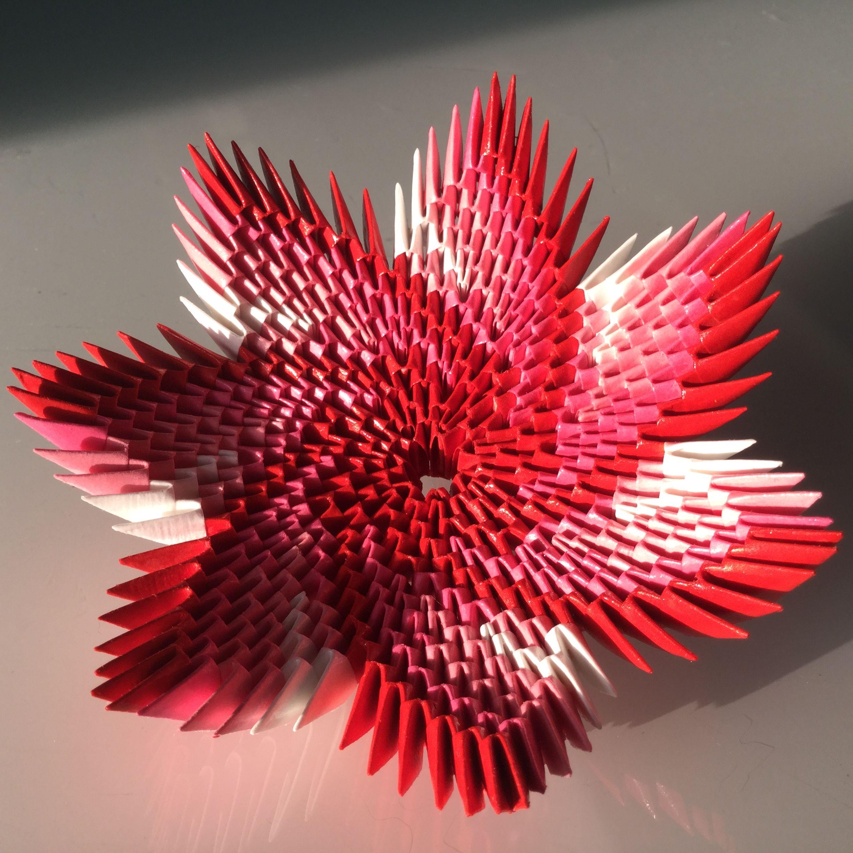 Harmony bowl crea 3d origami free patterns youtube harmony bowl crea jeuxipadfo Images