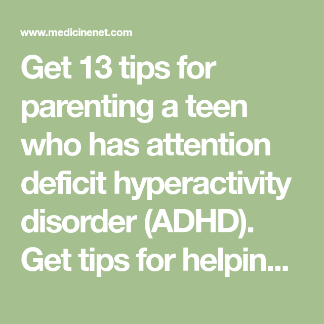 adhd throughout the years Although this article has been updated throughout the years, it was originally published in december 2000 for a current discussion about how you can help students with adhd, please read jim paterson's strategies and resources for supporting students with adhd.