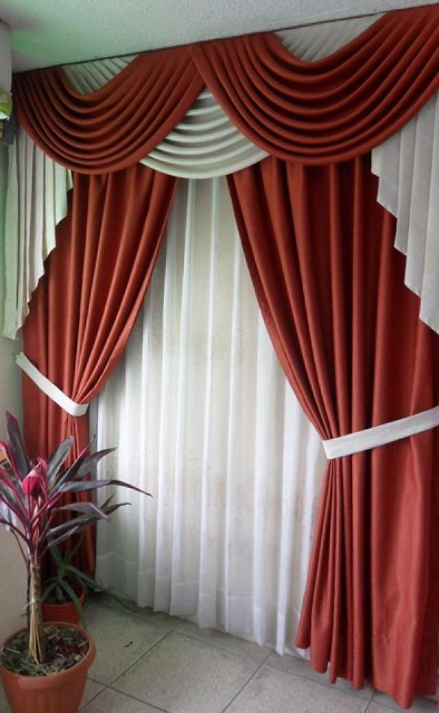 Imagen relacionada cortinas canovik pinterest for Cortinas elegantes para sala