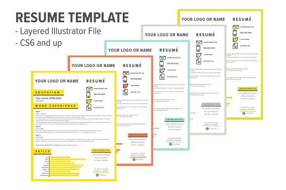 Resume Template By Grantmfisher On MywpthemesXyz  Best Resume