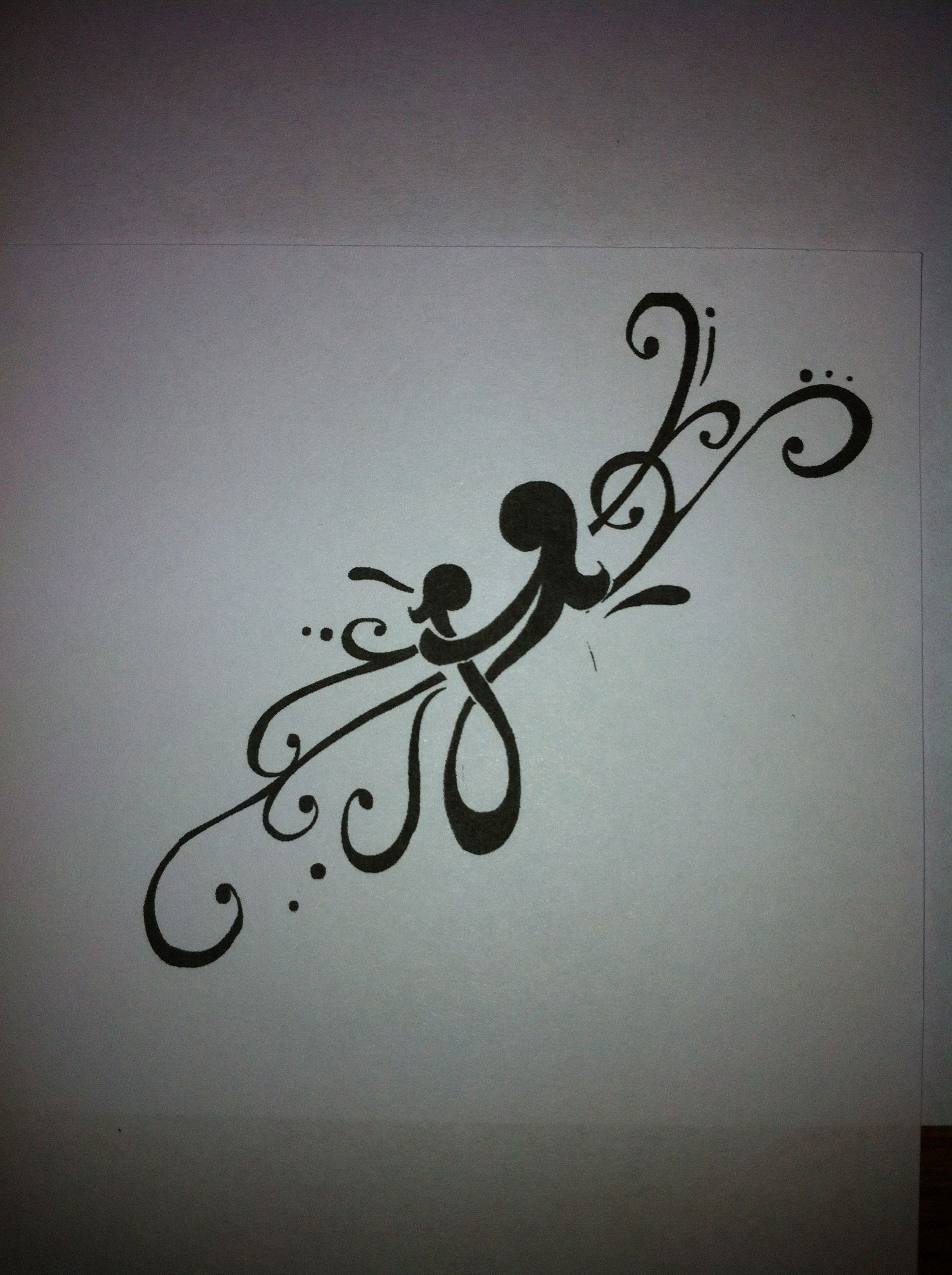 Related Pictures Mother Daughter Symbols Tattoo Designs Car Artsy