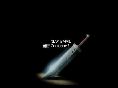 Final Fantasy Vii The Frustration Of Having To Start From The