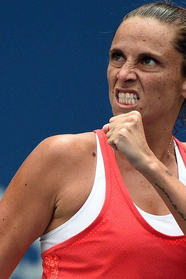 Roberta Vinci Shocks Serena Williams To Reach U.S. Open Finals