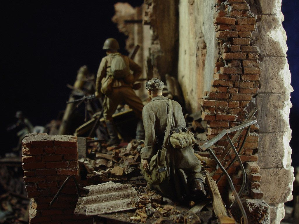 Projects: Stalingrad – Berlin: how it was made, photo #22