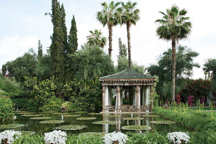 Bill willis et madison cox jardin de villa a n el for Jardin madison