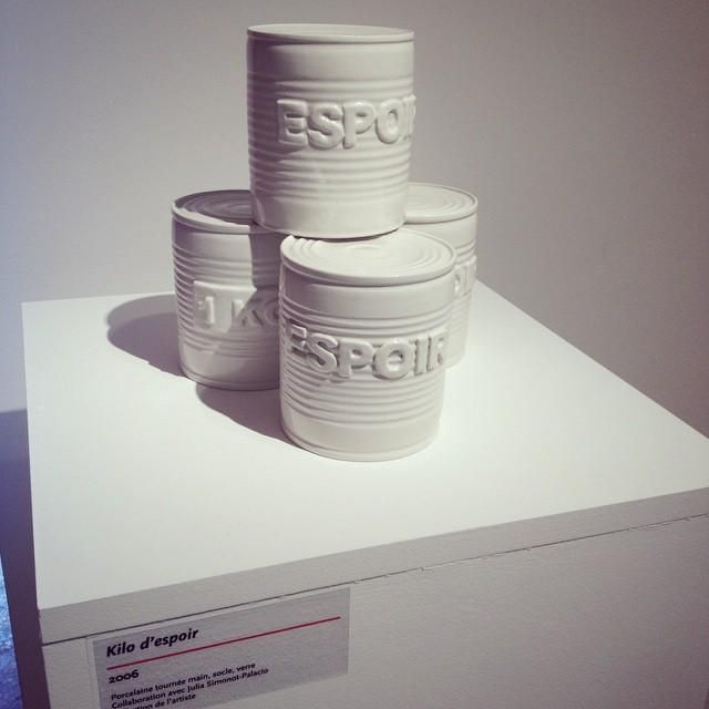 RT @InstMontpellier: #Palacio #jex #kilodespoir #art #artcontemporain  #sculpture #expo  http://ift.tt/18HZf6S