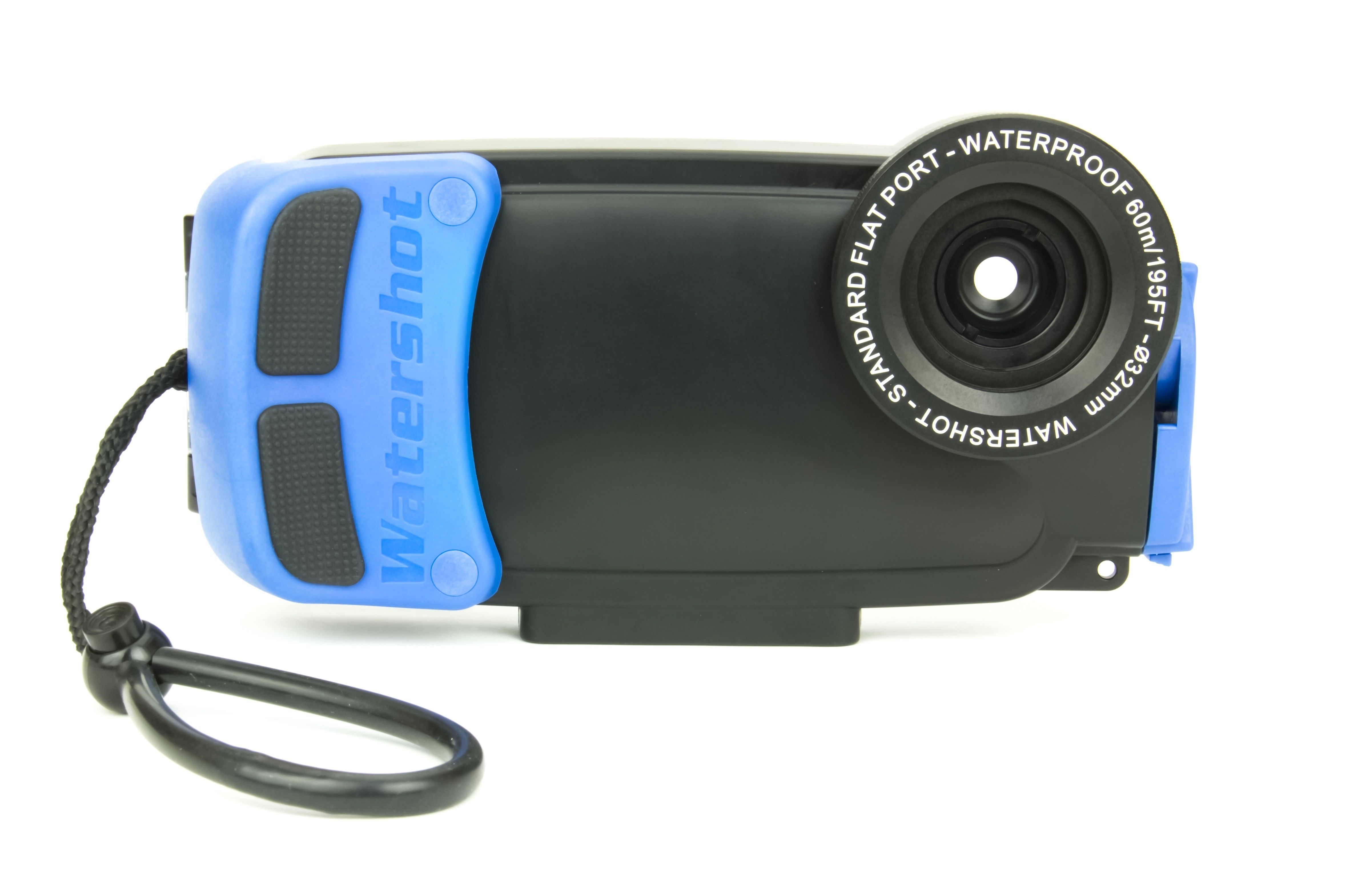 Watershot Pro Line Housing Iphone 6 S Black Snorkel Blue Sold Out No Restock Underwater Camera Underwater Camera Housing Underwater House