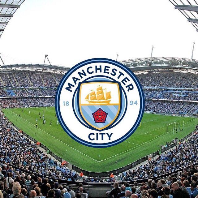 Manchester City Etihad Stadium Manchester Mcfc Manchester