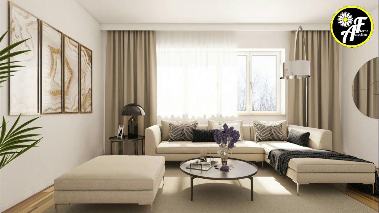 Salas Modernas Pequenas