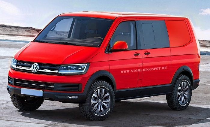 2016 Volkswagen Transporter T6 Vw T6 Multivan Transporter Cars Images And Concept Folksvagen Furgon Folksvagen Avtobus Vw
