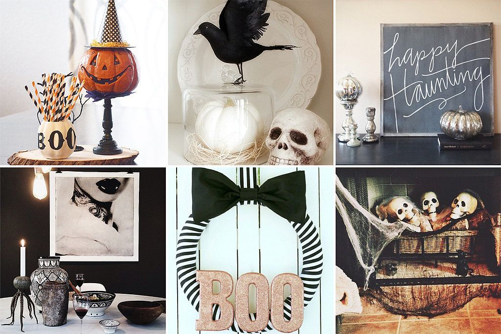 21 Real Halloween Decorating Ideas to Copy Holidays, Holidays