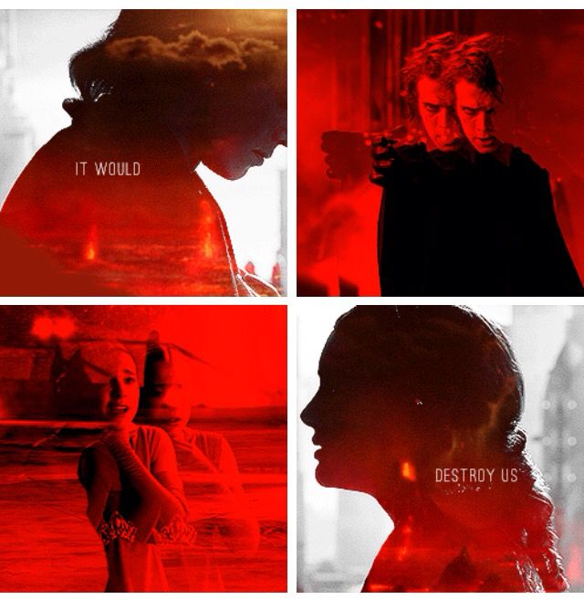 Our love would destroy us -  Anakin & Padmè - Star Wars Episode III: Revenge of the Sith