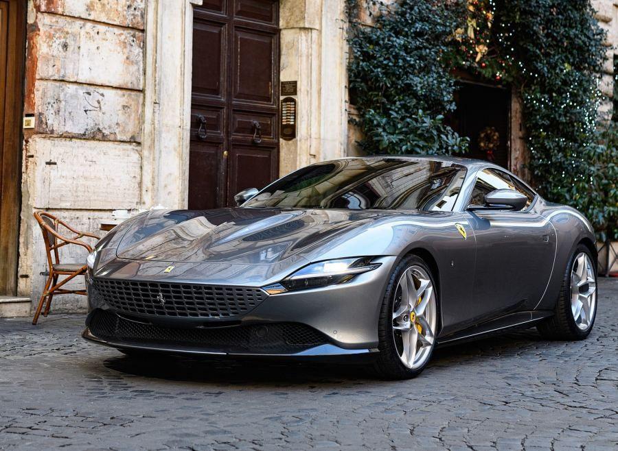 مواصفات واسعار فيراري روما 2020 سيارة الكوبه الخارقة In 2020 Ferrari Car Exterior Super Cars
