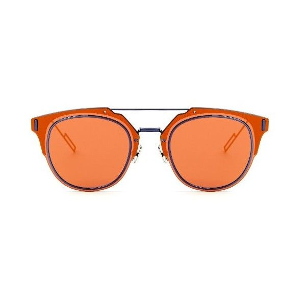 f46a7a7275 Dior Composit 1.0 pantos-style sunglasses (€440) ❤ liked on Polyvore  featuring men s fashion