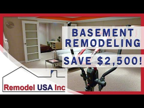basement remodeling in baltimore renovation discount remodel usa want to learn more about remodel