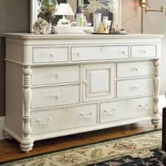 Paula Deen Door Dresser Linen Finish Is A Part Of Paula Deen Furniture  Collection. Available At Knight Furniture Showrooms In Florence, SC.