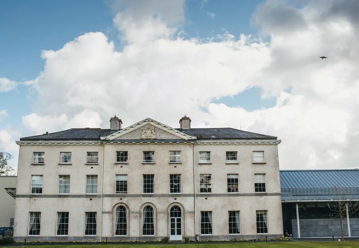 Unique Farnham Estate Wedding In Cavan From The Spa Hotel To Beautiful Grounds This Venue Is Trully Amazing