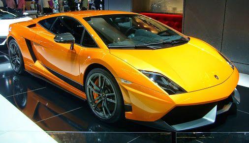 Lamborghini Gallardo LP 570