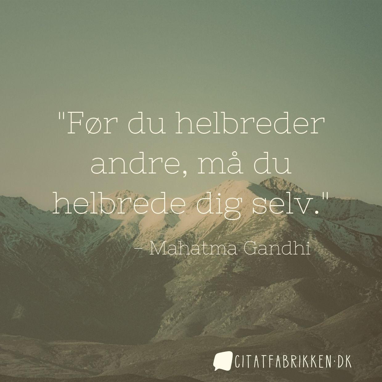 Citat | Mahatma Gandhi