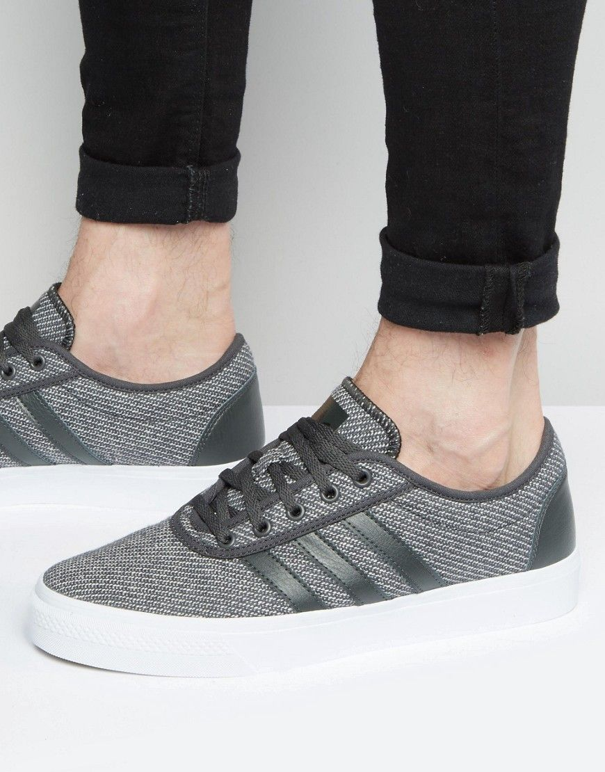 wholesale dealer a0f40 2c819 Image 1 of adidas Originals Adi-Ease Sneakers In Gray F37838