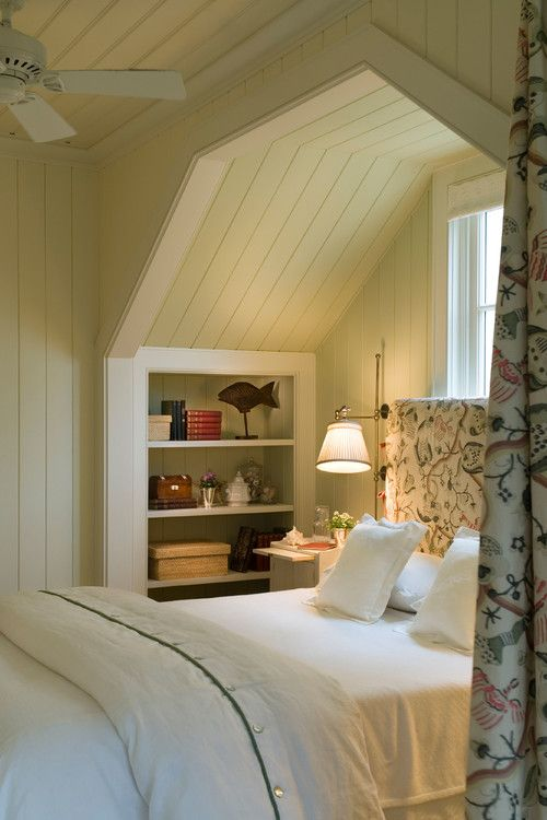 Bed in A Sleeping Nook