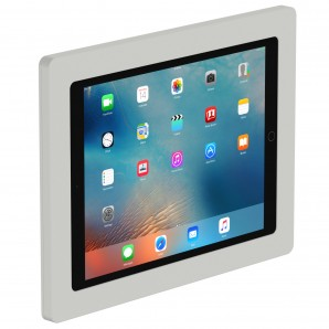 Vidamount Vesa Tablet Enclosure 12 9 Inch Ipad Pro 1st 2nd Gen Light Grey End Of Life In 2020 Tablet Ipad Pro Ipad