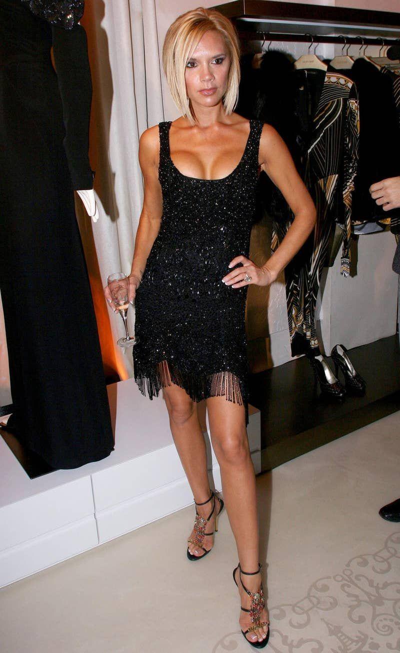 Photo of Lo stile di metà degli anni 2000 di Victoria Beckham era iconico