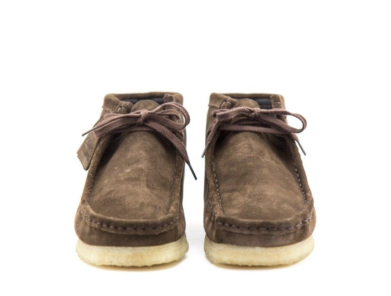 db6960163f78b BEAMS Upgrades the Clarks Wallabee Boot With Vibram   GORE-TEX ...