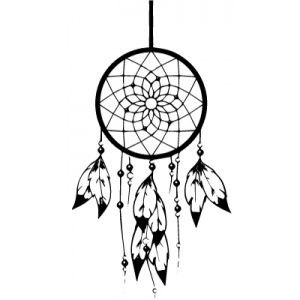 tampon dreamcatcher bday 6 indian party pinterest. Black Bedroom Furniture Sets. Home Design Ideas