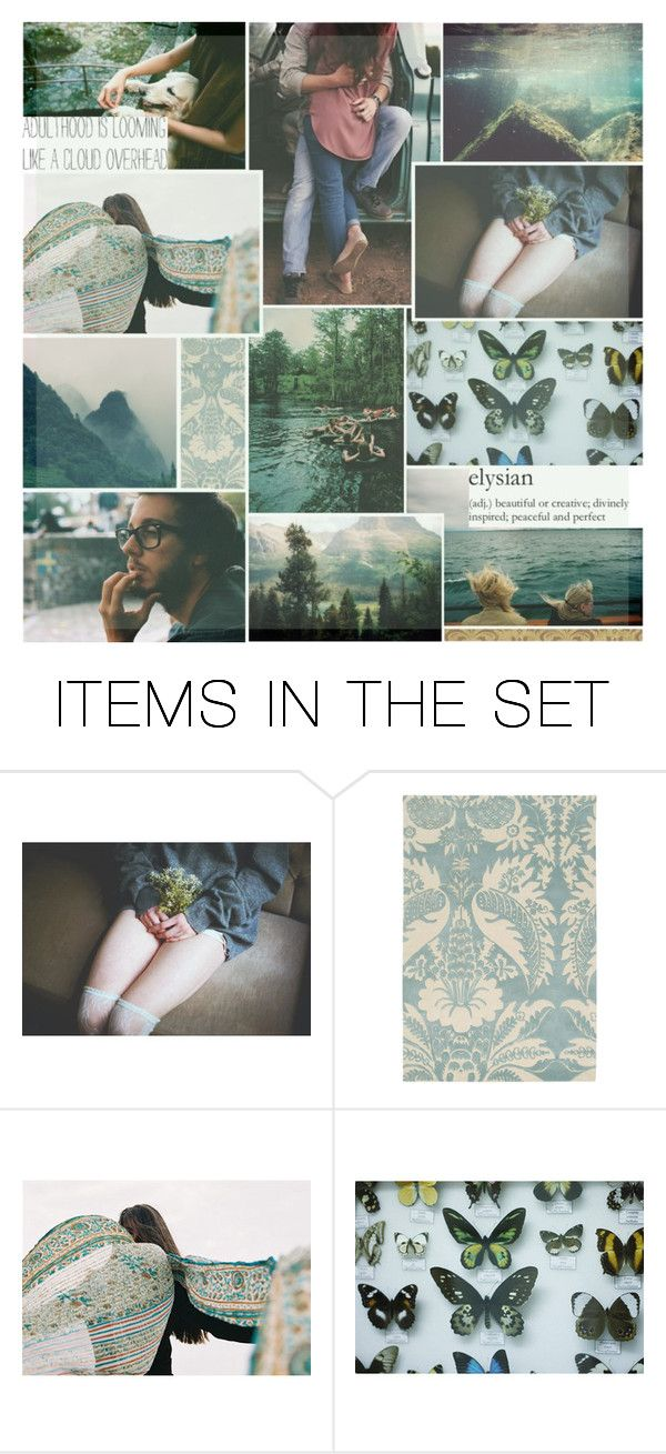 """I know I'm sleeping 'cause this dream's too amazing."" by enotia ❤ liked on Polyvore featuring art"