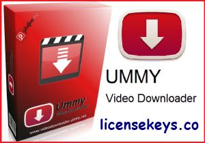 ummy video downloader 1.10 3.1 license key free download
