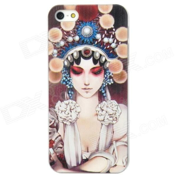 Brand: ENKAY; Model: ENK-6001A; Quantity: 1 Piece; Color: Multicolored; Material: Plastic; Type: Back Cases; Compatible Models: Iphone 5; Other Features: Paint workmanship apply on the pattern unique real and elegant; Ultra-thin comfortable hand feeling; Difficult to get deformation or break; Protects your device from scratches shock and dust; Allows access to all interfaces w/o removing the case; Packing List: 1 x Back case; http://j.mp/1obg3DS