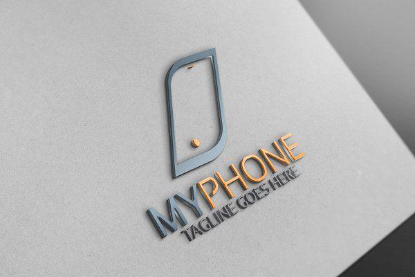 Loghi Mobili ~ My phone logo logos file format and adobe photoshop