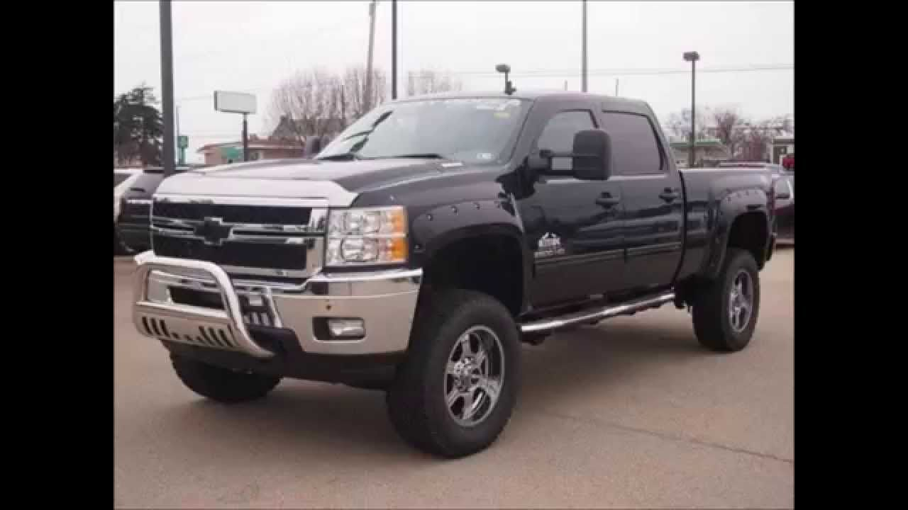 2014 chevy silverado 2500hd diesel rocky ridge altitude lifted truck