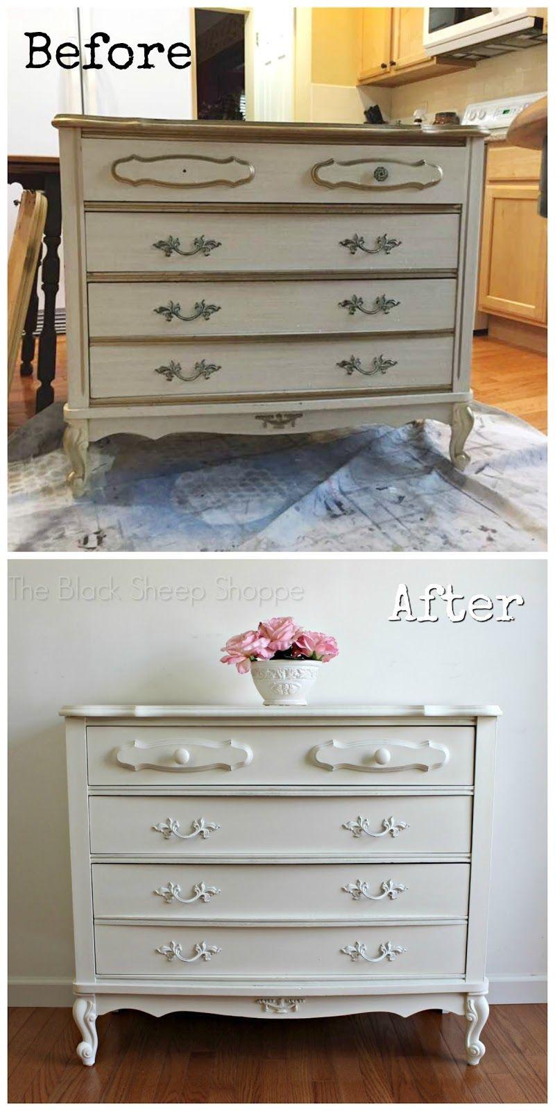 Vintage Sears Bonnet Dresser | Pinterest | Muebles restaurados