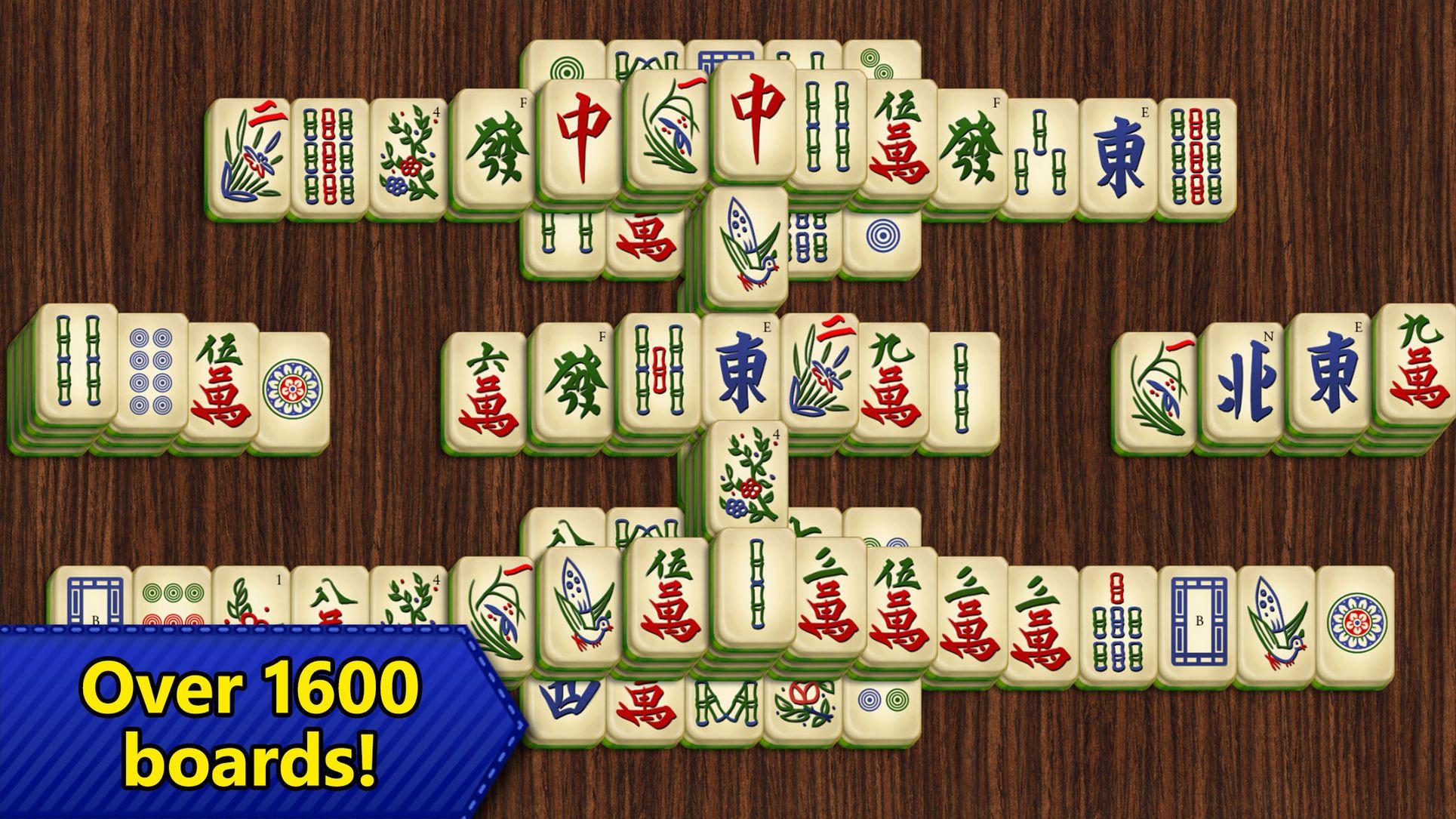 Mahjong Epic CardBoardappsios Mahjong, Relaxing game