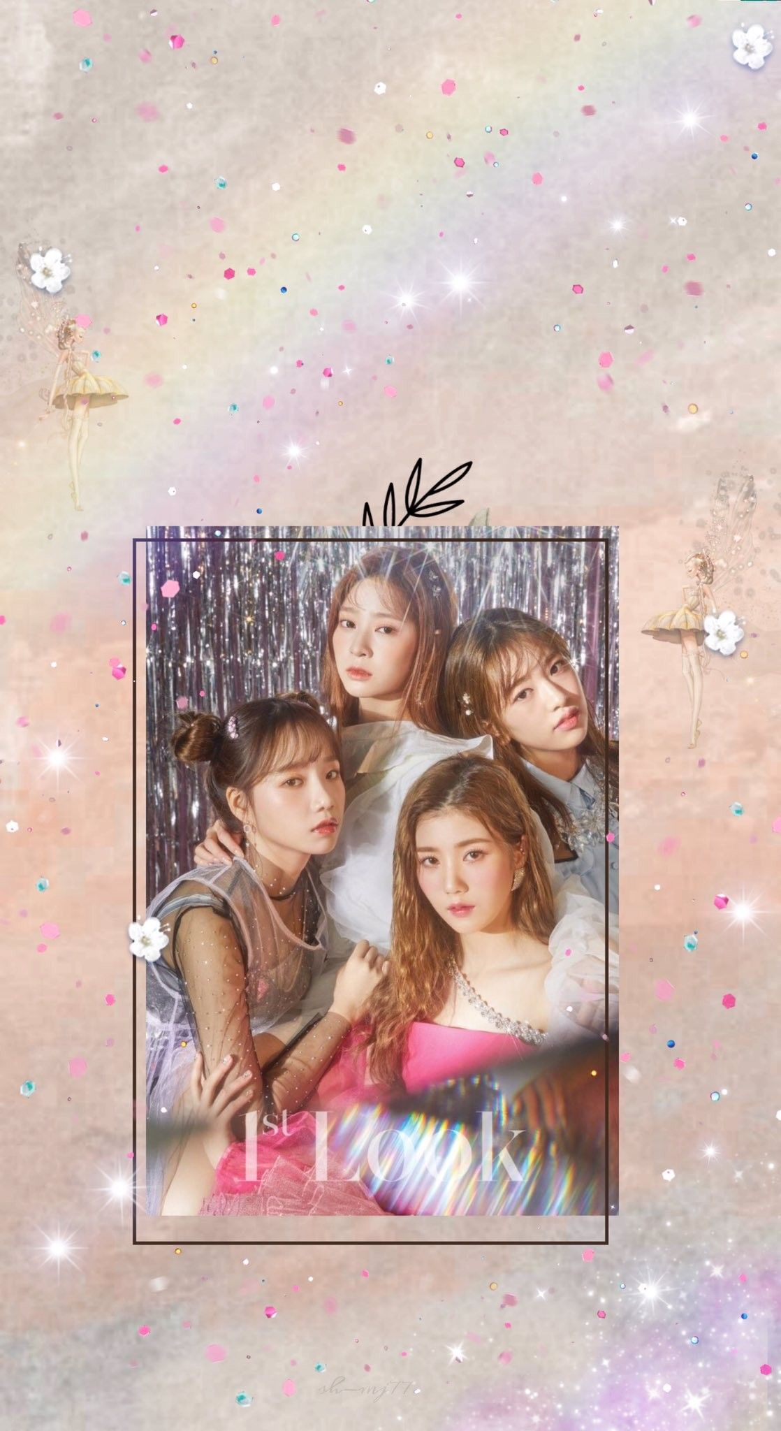 Pin Di Wallpapers Lockscreen Kpop 배경