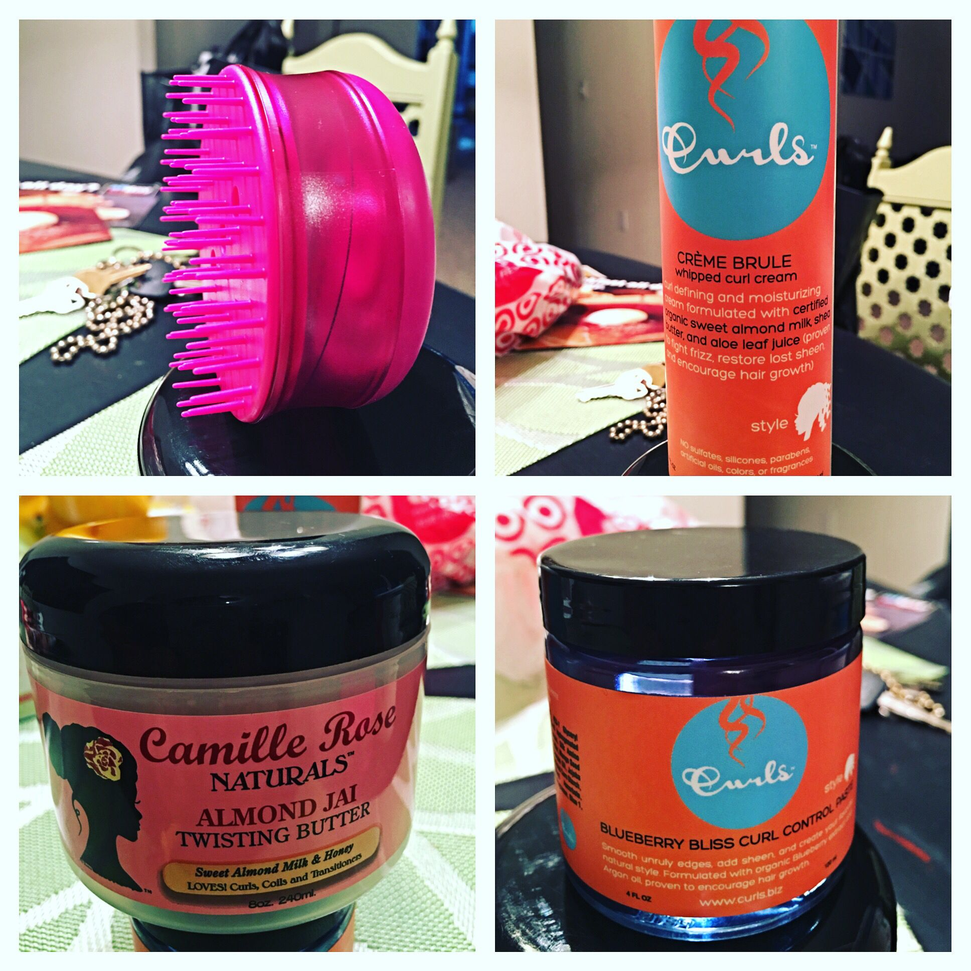 Hello, my name is Brenda and I am a Product Junky! #naturalhair #naturalista #teamnatural #blackhair #naturalhairdaily #berrycurly #curlyhair #afro #curls #4a #twistout #naturalhaircommunity #naturalhairdoescare #naturalhairjunkies #curlyfro #transitioning #healthyhair #bigchop #blackgirlsrock #washandgo #bighair #curlygirls #hairtutorial #kinkycurly #coils #textureshot  #haircrush #healthy_hair_journey #braidout #kinkyhair