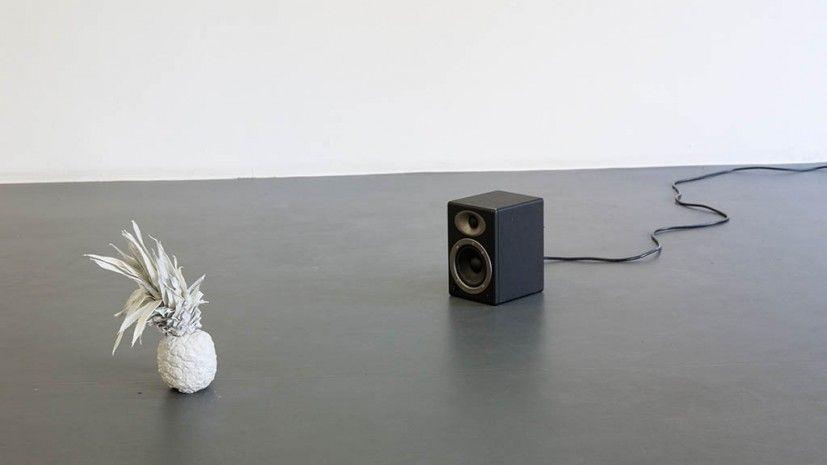 Francesco Pedraglio, Scenarios (Pineapple), 2012.