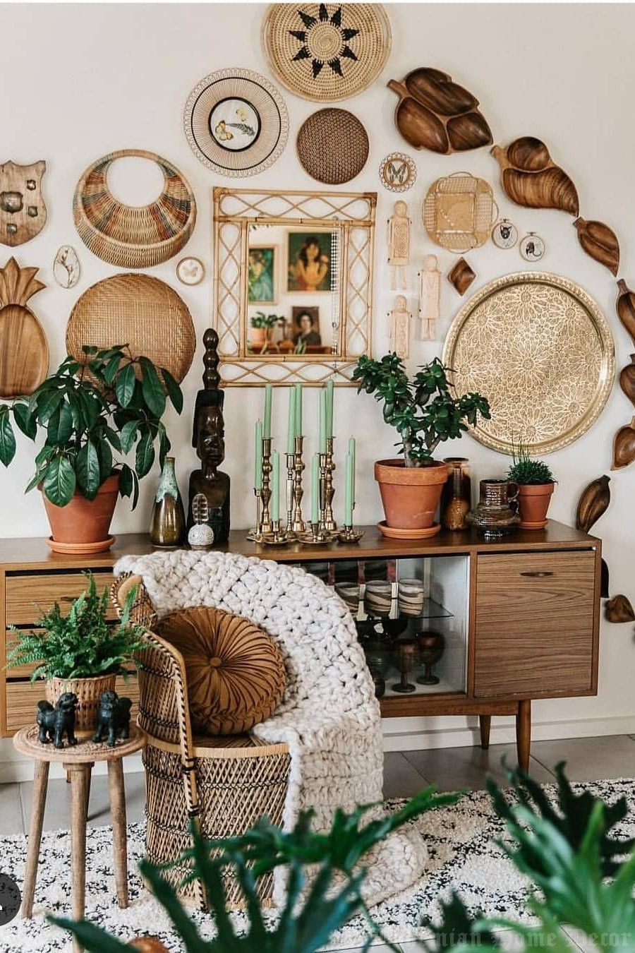 10 Ways to Make Your Bohemian Home Decor Easier