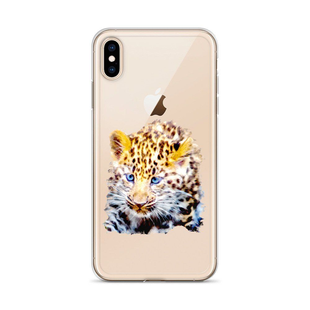 sports shoes 21862 693cf Baby Leopard Phone Case, Cute Phone Cases, Etsy Phone Cases, Iphone ...