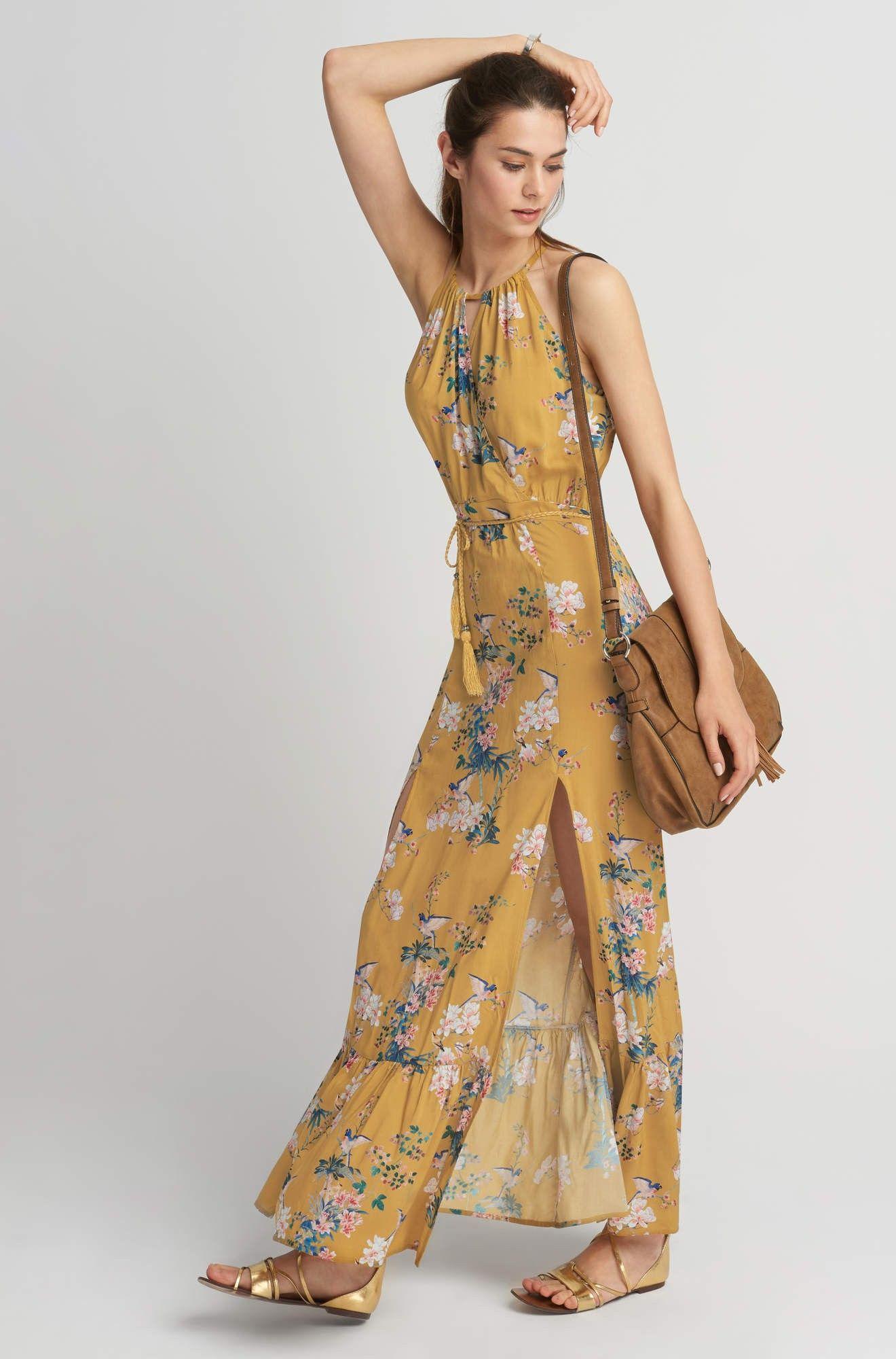 Orsay kleid gestreift