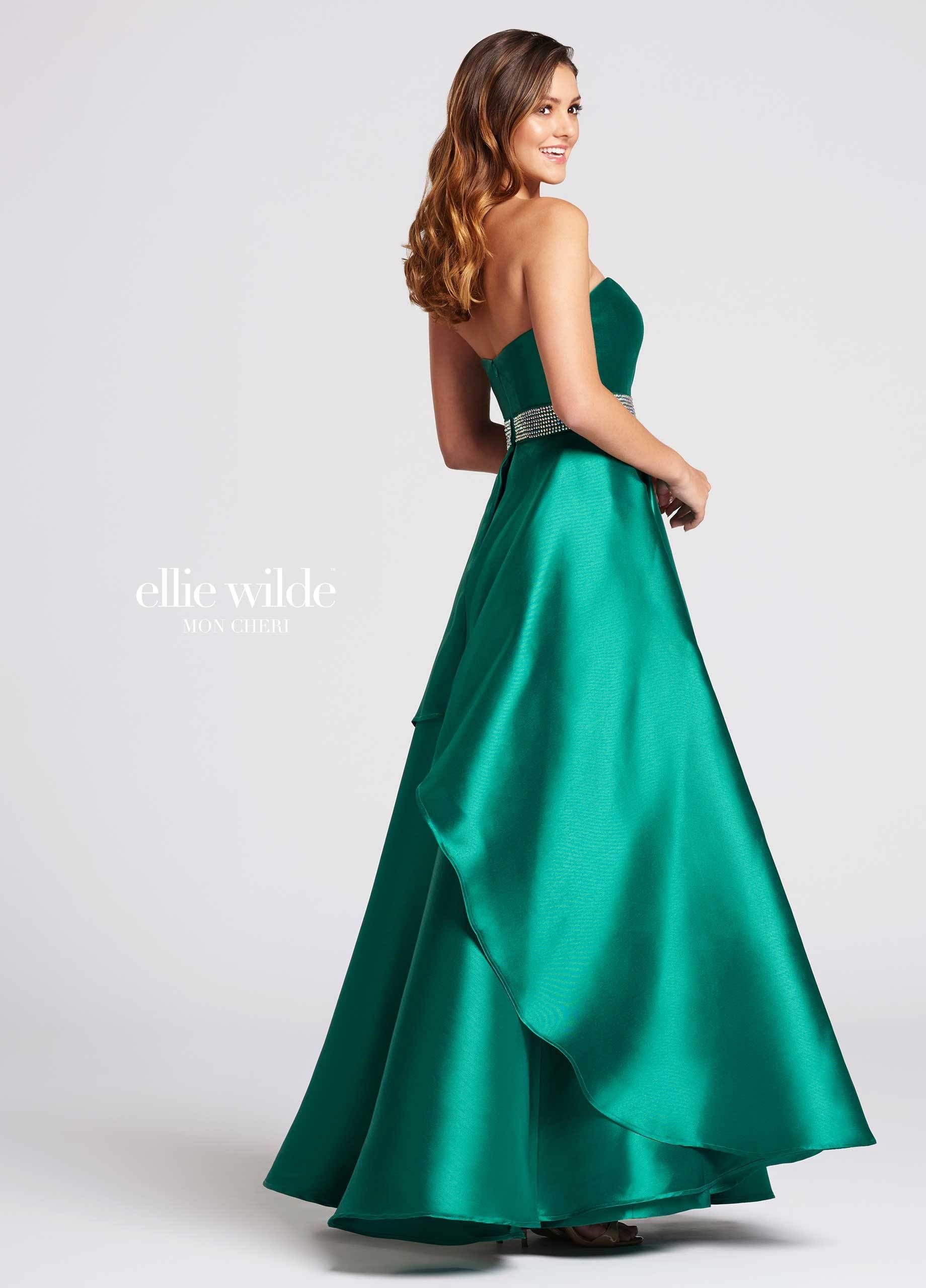 Emerald ballgown pinterest box pleats illusions and thighs