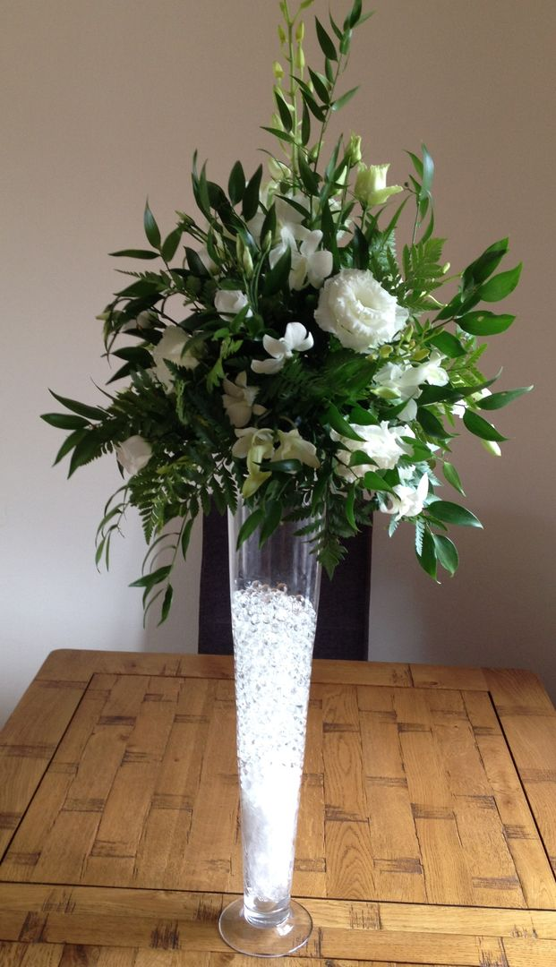 Horseshoe Weddings Tall Vases For Hire 8 Each Vase Only Decorate