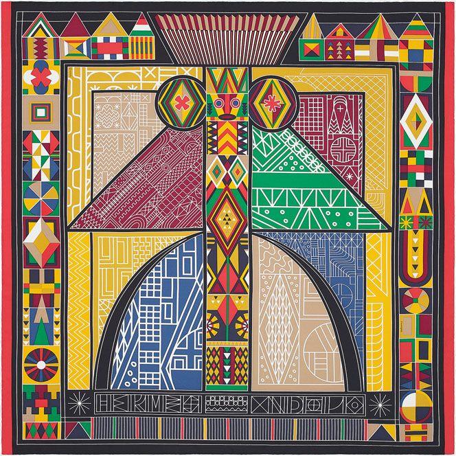 GABRIELLE S AMAZING FANTASY CLOSET  hermes silk scarf - definite wardrobe  must 0ea3a48ed85