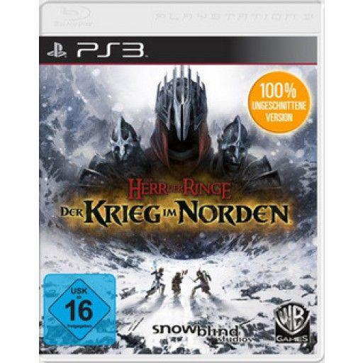 Der Herr Der Ringe Der Krieg Im Norden PS In Strategiespiele FSK - Minecraft online spielen xbox 360