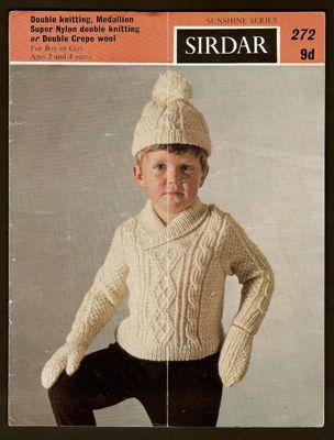 If you didn\'t grow up with extremely itchy wool Aran sweaters (or ...