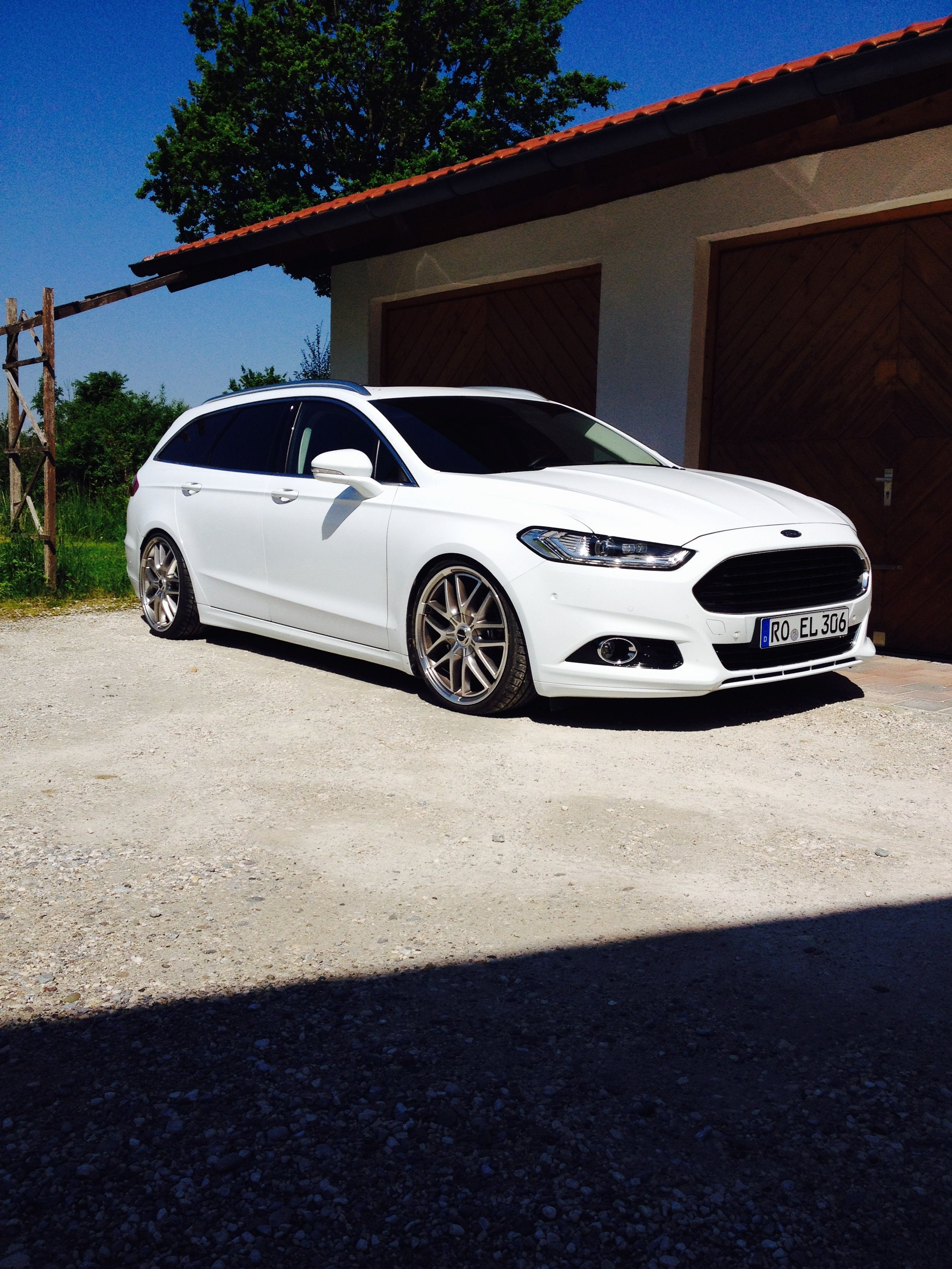 Mondeo Ford Mondeo Wagon Ford Fusion Ford Mondeo