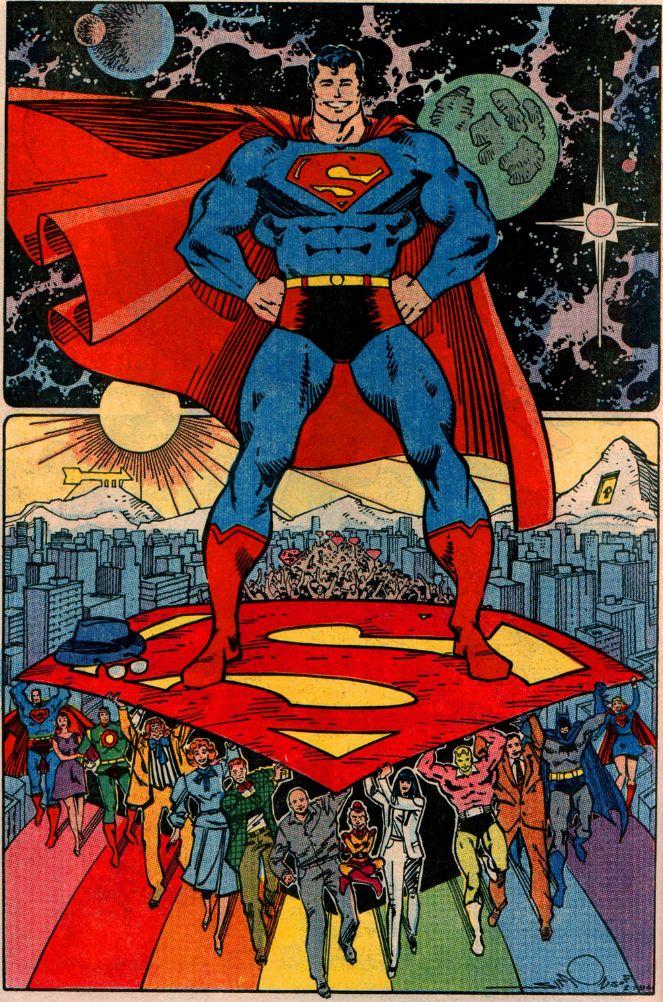 Superman by Walt Simonson